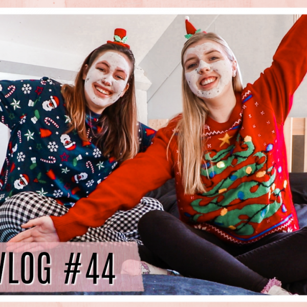 YouTube sleepover met Ellenismyname // WEEKVLOG #44