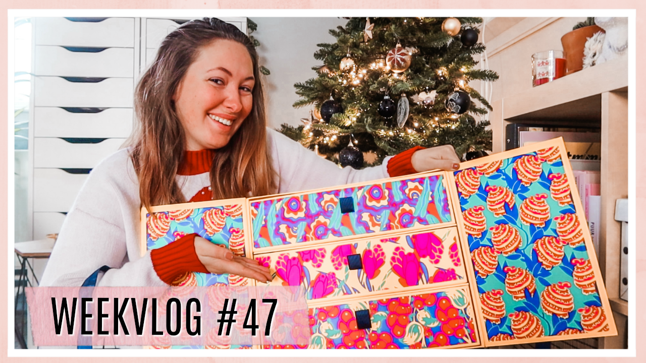 Black Friday shoplog & december voorbereidingen // WEEKVLOG #47