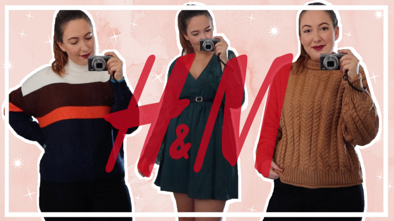 Mega try-on H&M shoplog - winter/kerst 2019