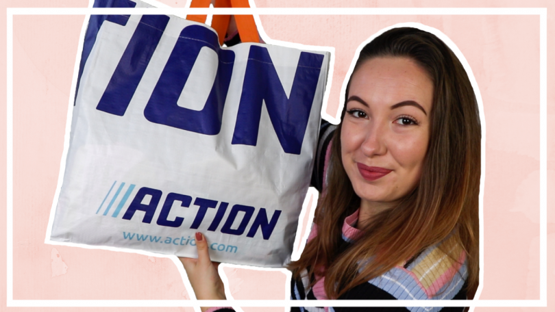 Action shoplog januari 2020