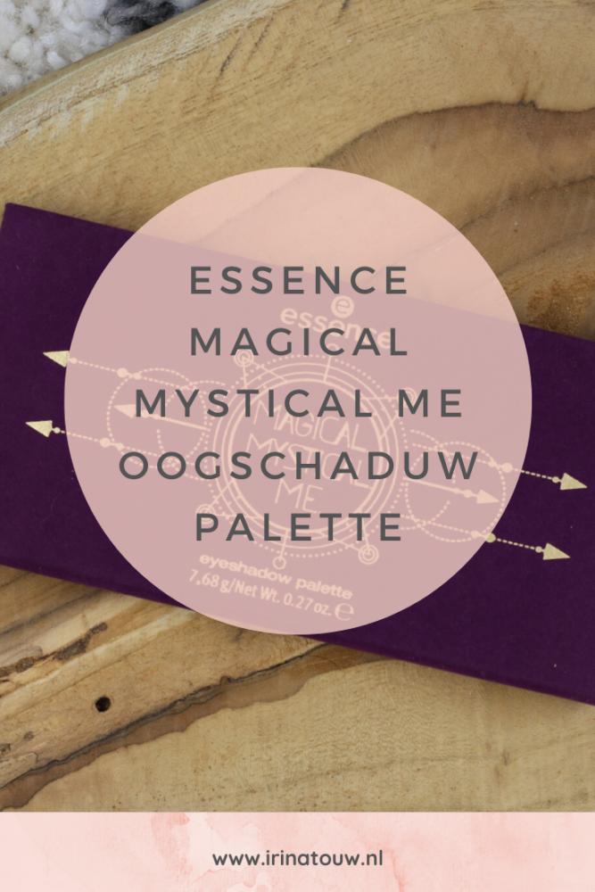 Essence Magical Mystical Me oogschaduw palette