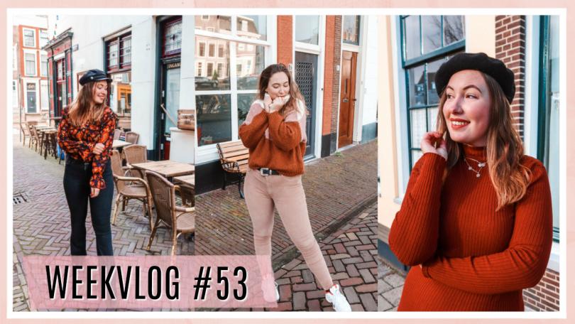 Hoe ik mijn Instagram foto's maak & veel off days // WEEKVLOG #53