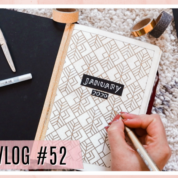 Opruimen, bullet journalen & sale shoplog // WEEKVLOG #52