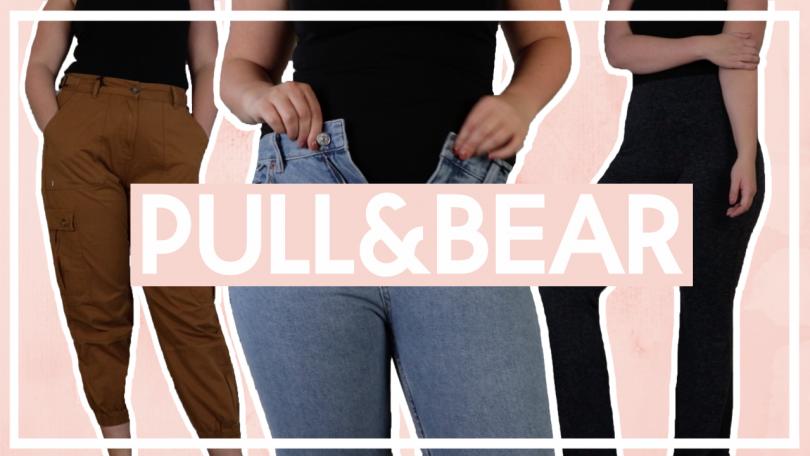 Pull & Bear broeken shoplog // 6 maat XL broeken vergelijken