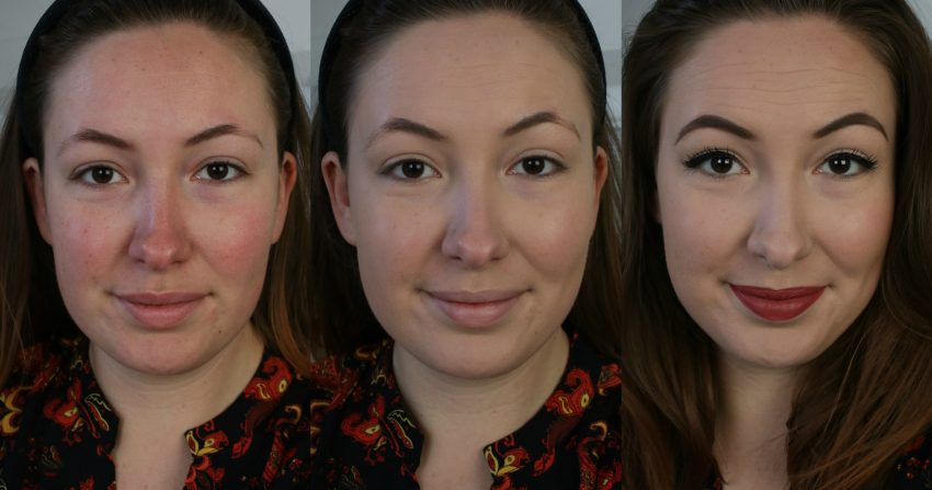 Revolution Conceal & Hydrate foundation