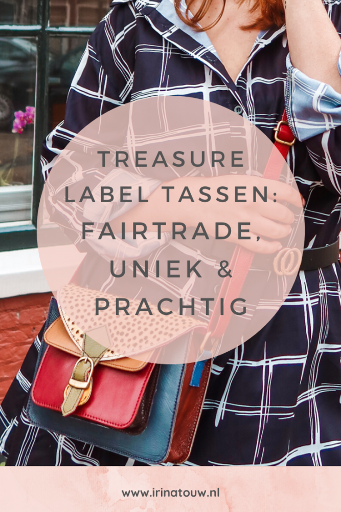 Treasure Label tassen: fairtrade, uniek & prachtig