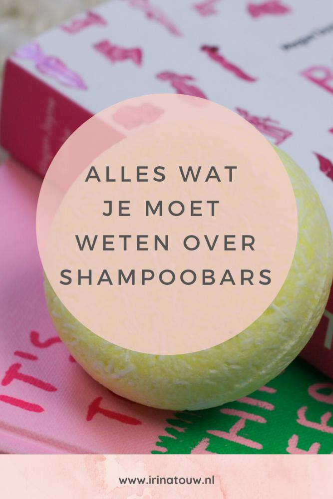 Alles wat je moet weten over shampoobars