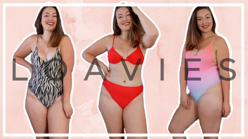 Loavies bikini & badpak shoplog (maat 40-42)