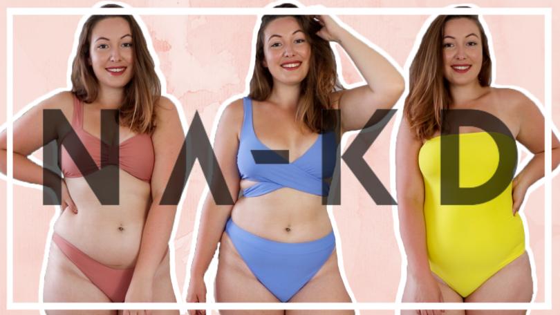 NA-KD bikini & badpak shoplog 2020 (maat 40-42)