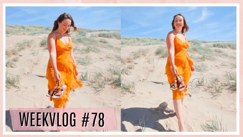 Pakketje unboxen, perfecte mom jeans & naar het strand // WEEKVLOG #78