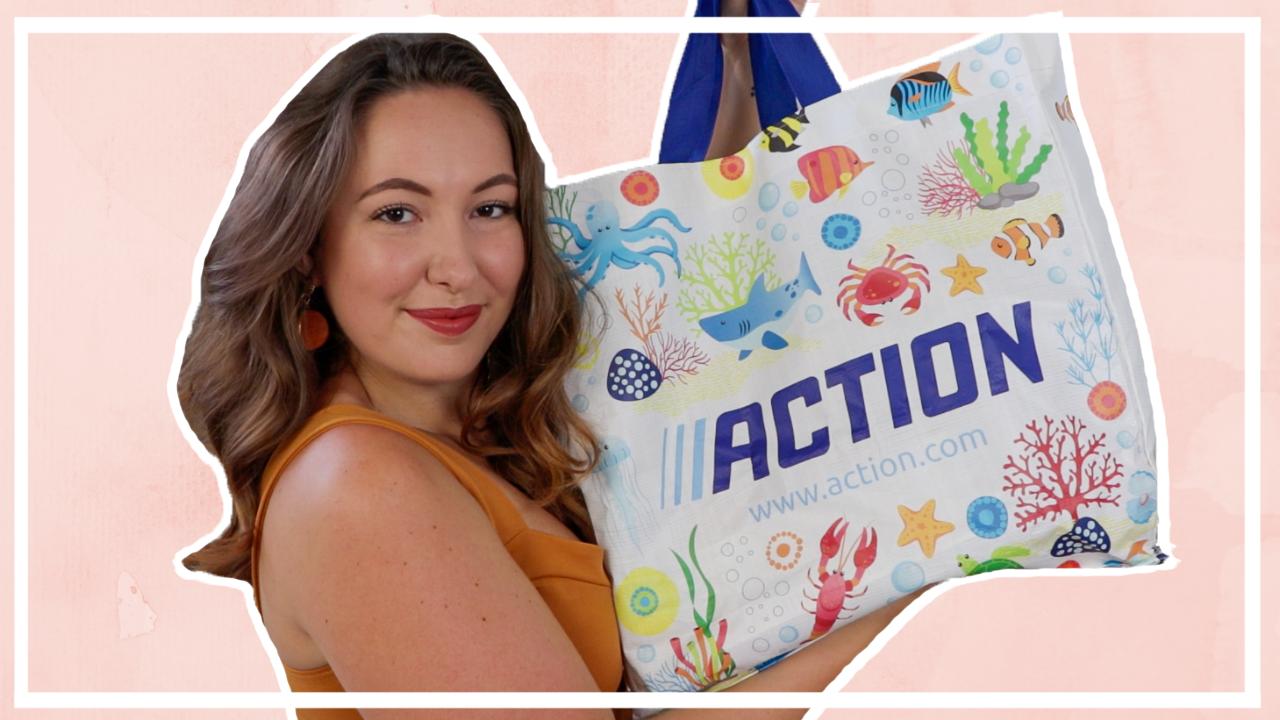 Action shoplog augustus 2020