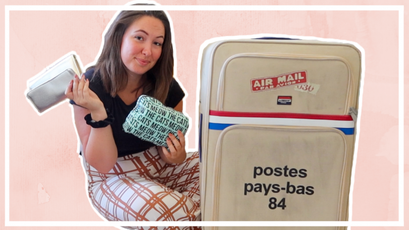 Koffer inpakken voor mijn vakantie naar Lesbos