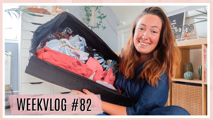 Badkleding opruimen, kapper & LUSH Kitchen box // WEEKVLOG #82