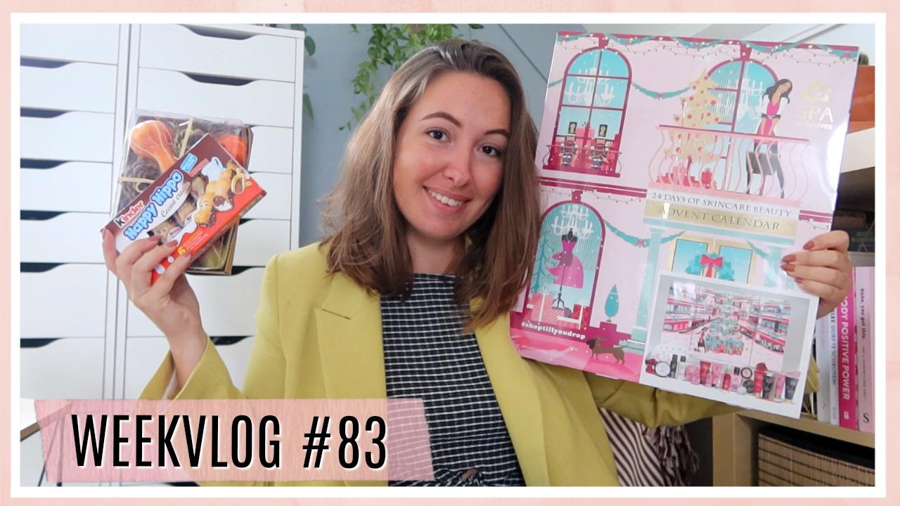 Productieve week & kleine Action shoplog // WEEKVLOG #83