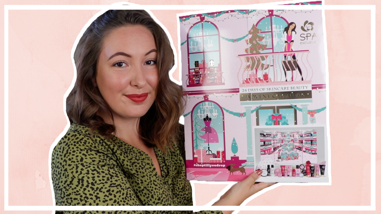 Action Spa Exclusives adventskalender 2020 unboxing
