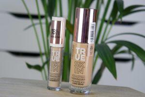 Catrice True Skin concealer & foundation