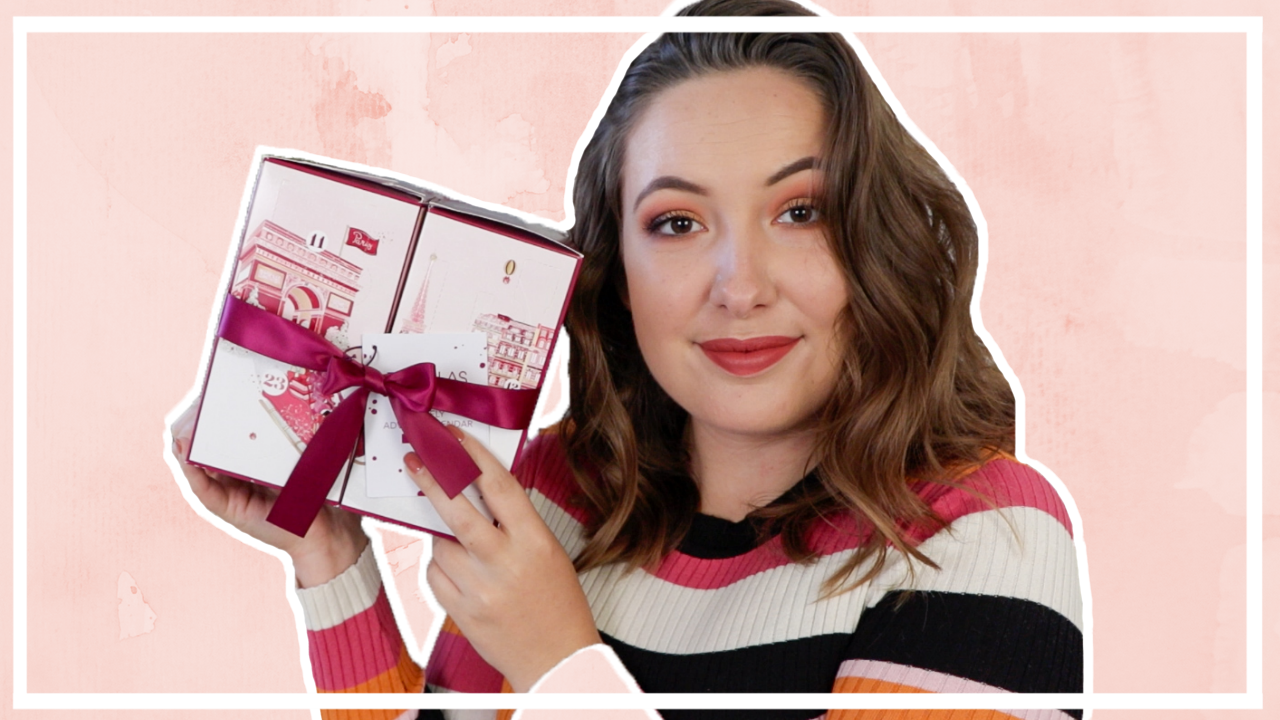 Douglas make-up adventskalender 2020 unboxing