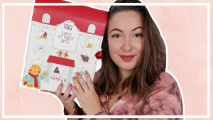 ICI Paris XL Only You adventskalender 2020 unboxing