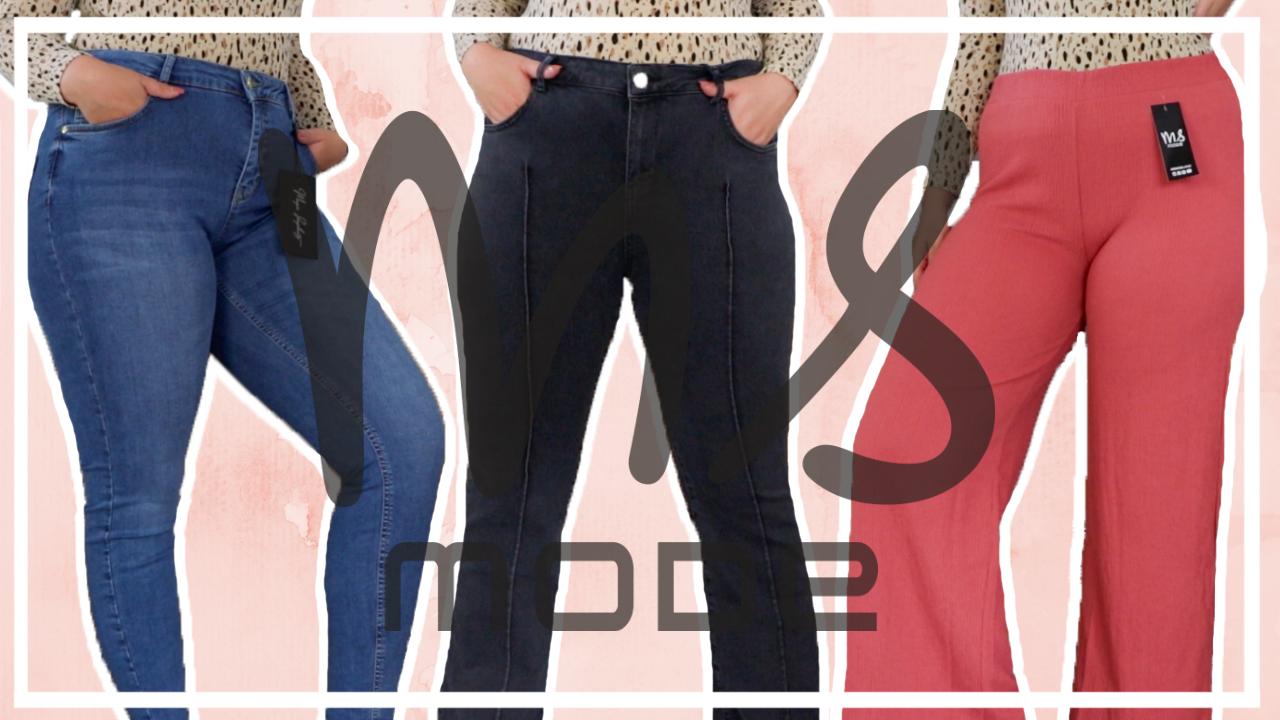 MS Mode broeken shoplog // 11 maat 44 broeken vergelijken