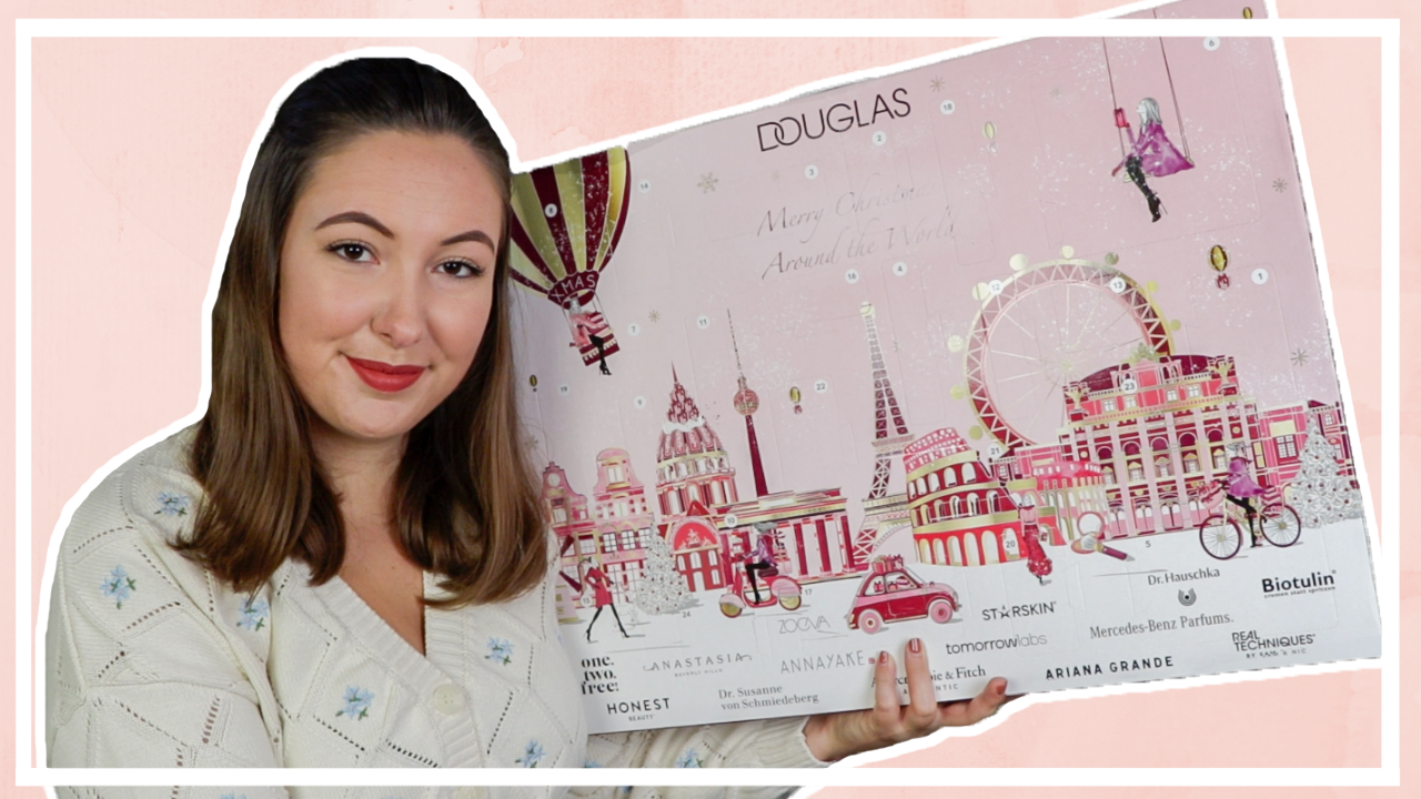 Douglas Around the World adventskalender 2020 unboxing