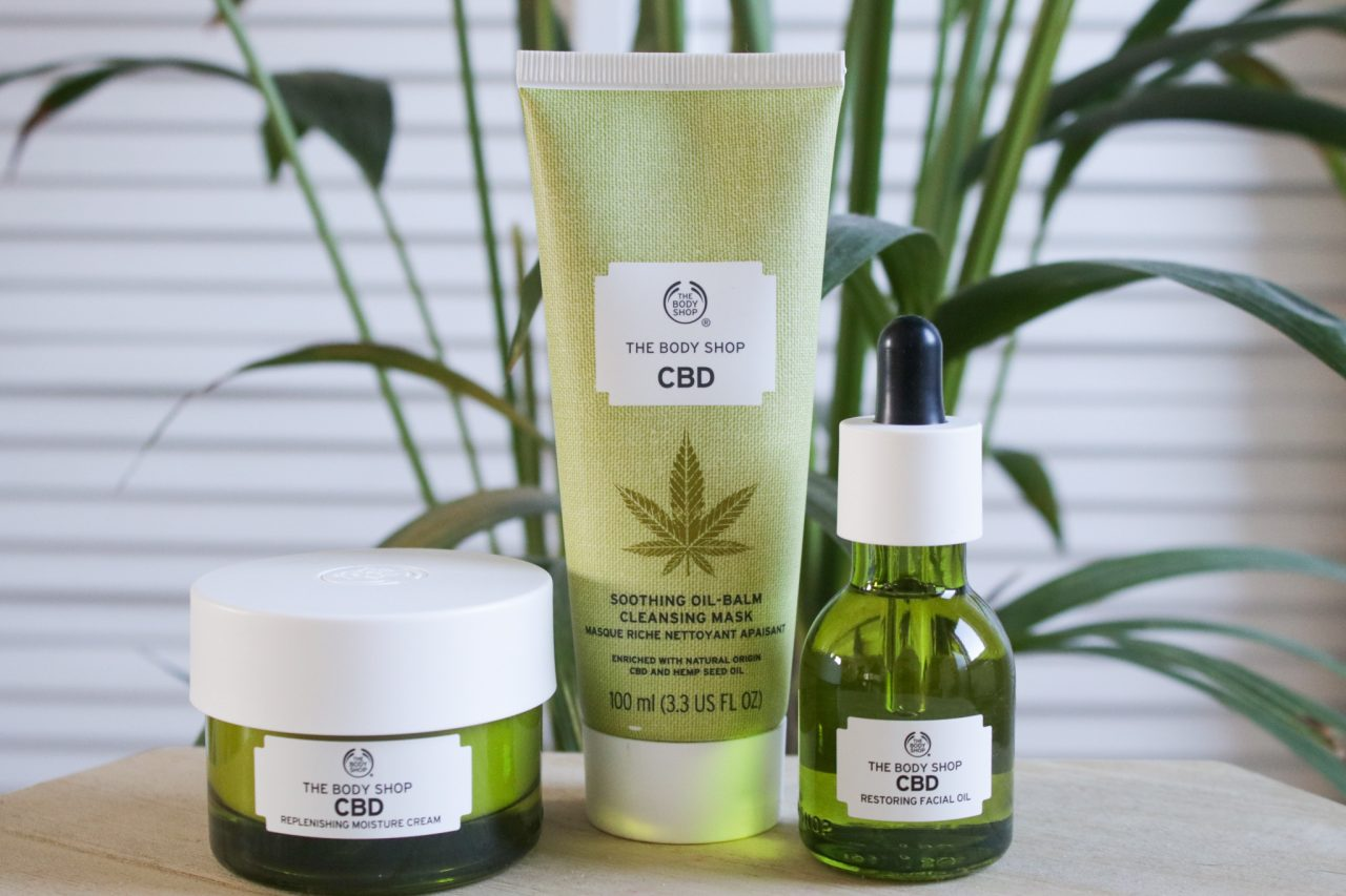 Review: The Bodyshop CBD