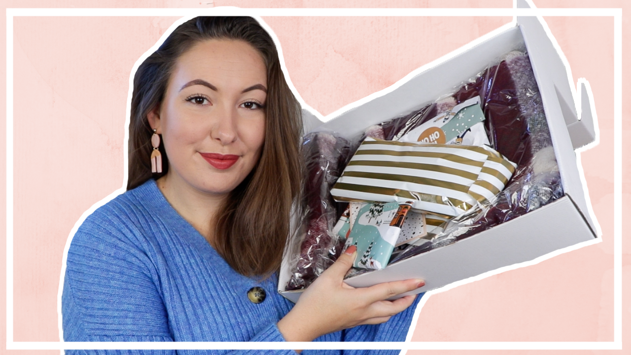 Mystery box unboxing // Box Surprises luxe box
