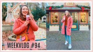 Danique verrassen & naar de Winter Efteling // WEEKVLOG #94