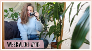Chiquelle shoplog & karamel zeezout brownies maken // WEEKVLOG #96