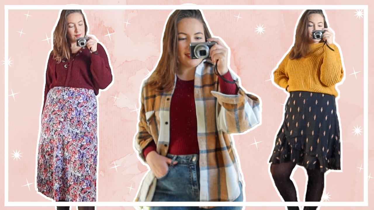 Winter outfit inspiratie met kleding uit mijn kast