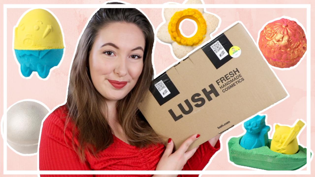LUSH Shoplog // Pasen & Moederdag 2021