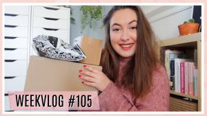 Pakketjes unboxing & slecht nieuws // WEEKVLOG #105