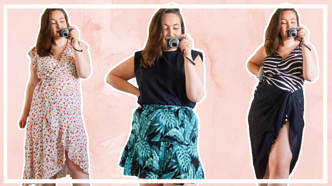 XL Try-on MS Mode zomer shoplog