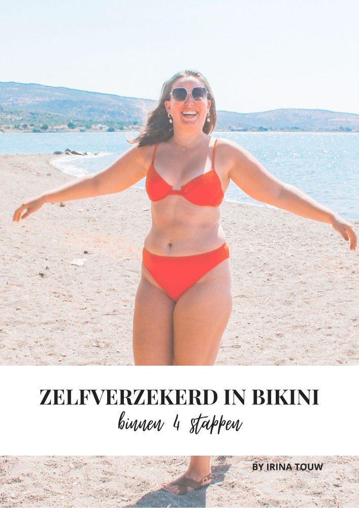 Zelfverzekerd in bikini binnen 4 stappen