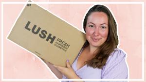 XL LUSH Shoplog augustus 2021