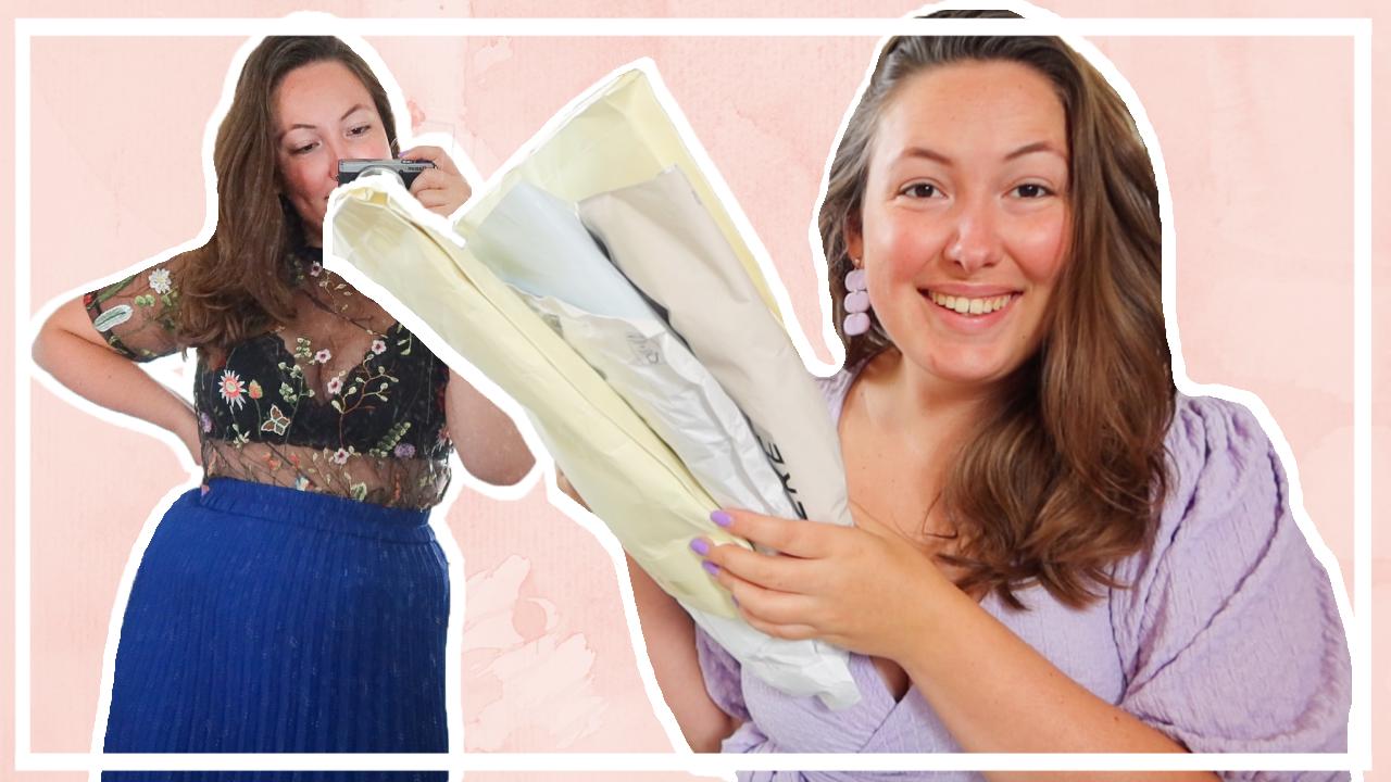 Vinted shoplog // Tweedehands kleding shoppen online